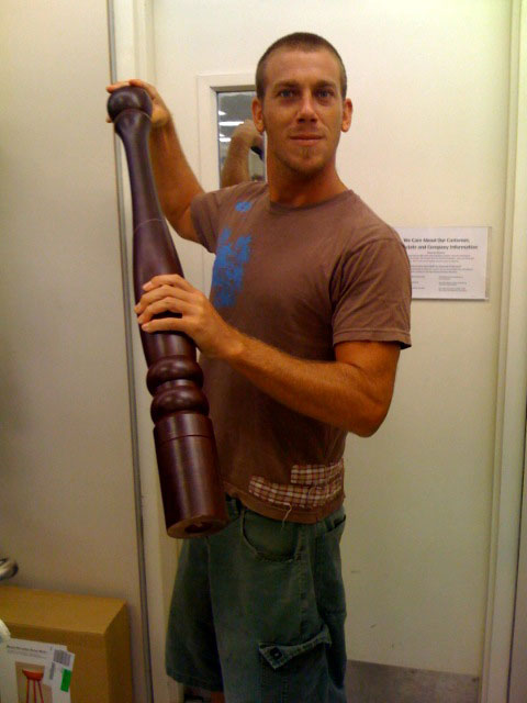 Worlds Largest Pepper Grinder Discovered In Pr California 2 Puerto
